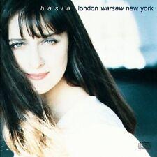 Basia London, Warsaw, New York (US, 1989) [CD]