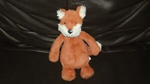 "Jellycat Bashful Fox Cub 9"""