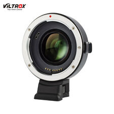 Viltrox EF-E II AF Lens Adapter Ring for Canon EF Lens to Sony Mount Camera