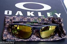 occhiali sole Oakley Enduro 9223 shaun white collection matte black 24k iridium