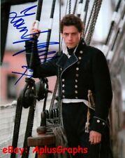 IOAN GRUFFUDD.. Horatio Hornblower - SIGNED