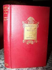 1923 A Journey to Nature, Mowbray, Story of Leaving Wall Street for the Woods