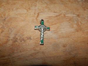 antico ciondolo crocifisso croce