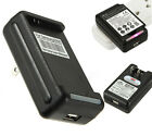 New External Battery Wall Travel Charger US Plug For Samsung Galaxy S3 i9300 AUL