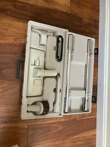 NUTONE Deluxe Cleaning Tool Set Built-In Central Vacuum Cleaning With Case
