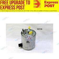 Wesfil Fuel Filter WCF160 fits Nissan X-Trail 2.0 dCi 4x4 (T31)