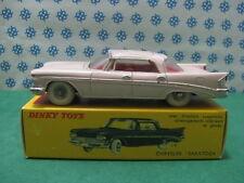 Vintage - CHRYSLER SARATOGA - Dinky toys 550