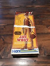 MARX BEST OF THE WEST JAY WEST BOX ONLY 1974