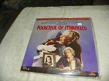 POCKETFUL OF MIRACLES (LASERDISC) BETTE DAVIS (COMEDY) LETTER BOX LIKE NEW