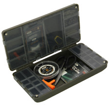NGT XPR Terminal Tackle Box Magnetic System - Carp / Coarse Fishing ( EMPTY )