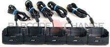 Motorola Symbol MC50 MC5040 Cradle CRD5000-1000UR Charging Kit Power Supply Dock