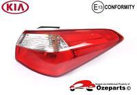 GENUINE RH Right Hand Tail Light Lamp (No LED) For Kia Cerato Sedan 2013~2016