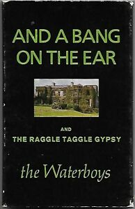 The Waterboys And A Bang On The Ear CASSETTE SINGLE ALT. ROCK FOLK ROCK ACOUSTIC