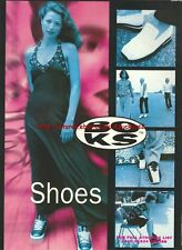 BOKS Shoes 1996 Magazine Advert #676