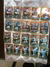 LOT OF 20 - SEATTLE MARINERS - 1994 TOPPS FINEST MOMENTS BASEBALL CARDS