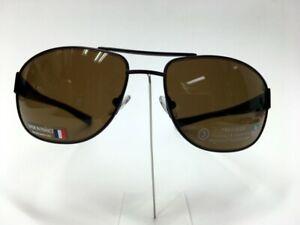 Tag Heuer Sonnenbrille Herren Brille Mod. TH 0252 203 63-17 Braun -NEU-