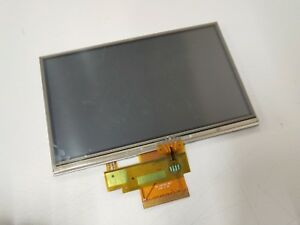 For Tom 825 525 GPS LCD +Touch Screen Digitizer Glass Replacement Part A050FW03