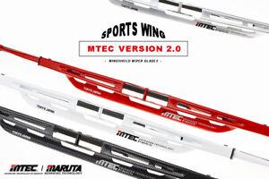 MTEC / MARUTA Sports Wing Windshield Wiper for SAAB 9-3 SportCombi 2007-2006