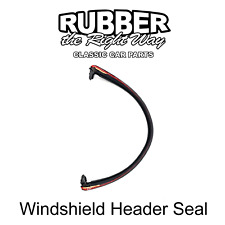 2007 - 2018 Jeep Wrangler Windshield Header Seal