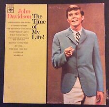 John Davidson on Columbia CL 2580 – The Time of My Life! Disc E-/Cover E-