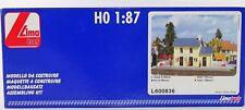 LIMA JOUEF L 600836 modello kit modello poiché costruire stazione ferroviaria Villeneuve