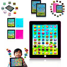 Educational Toys For 1-6 Year Olds Toddlers Baby Kids Boy Girl Learning Tablet