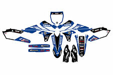 Yamaha YZF250-450 2014 2015 2016 GRAPHIC KIT, STICKERS, DECALS, PEGATINAS YZF
