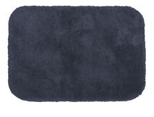 "Wamsutta Duet Bath Rug New Blue 100% Polyester 17"" x 24"""