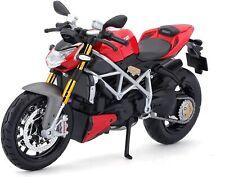 Ducati mod Streetfighter S Red Motorbike 1 12 Model Maisto