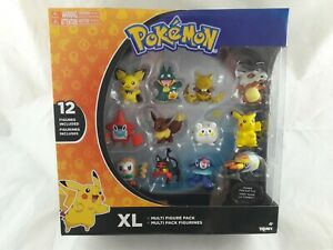 Tomy Pokemon XL 12 Multi Figure Pack