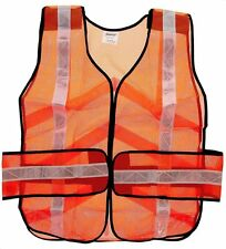 New SE - Safety Vest Orange Color- 25x19in. - EP7015O