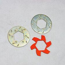 Brake Disk Fin Plate Rotor for HPI Rovan King Motor Baja