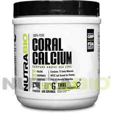 CORAL CALCIUM POWDER - ECOPURE KOSHER - 500 Grams