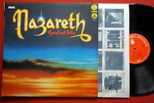 NAZARETH GREATEST HITS UNIQUE LABEL EXYUGO PRESSING LP