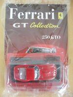 FERRARI GT COLLECTION 4 250 GTO MODELLINO 1:43