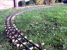 "Eight Tracks 3 1/2"" Gauge, 20 foot diameter"