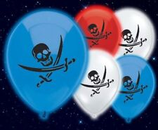 New Pirate Style LED Light Up Illoom Balloons Party Luminous  Balloons Decor