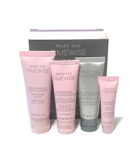 MARY KAY EXPIRED TIMEWISE MIRACLE SET 3D ~ THE GO/TRAVEL SET~COMBINATION TO OILY