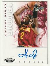 NBA Card 2012-13 PANINI Contenders Autograph Kyrie Irving Rookie