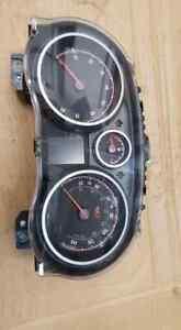 VAUXHALL CORSA VXR 1.6 SPEEDO CLOCKS 2007 D MODEL