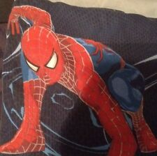 Marvel SPIDERMAN  4 Pc. Comforter/Blanket Flat & Fitted Sheet, Pillowcase