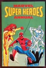 Marvel Super Heroes Annual 1989.  Marvel 1989. Hardcover high grade.