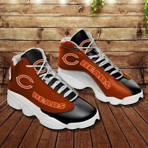 Chicago Bears Air JD13 Sports Shoes