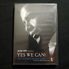 Yes We Can!: The Barack Obama Story (DVD) ABC News Presents, Brian Williams