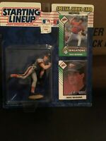 F22 Starting Lineup Mike Mussina 1993 action figure