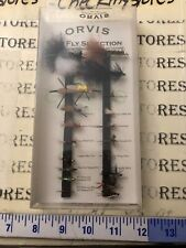 (20) ORVIS FLY SELECTION CUSTOM HAND MADE FOR  FLY FISHING MADE HAND TIED KENYA