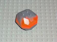 LEGO Lava Stein 30294 30293 grau orange Magma Rock Stone Fels 7021 7036 8757 LMS