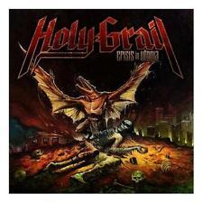 Crisis in Utopia - Holy Grail (2010) CD  NEU!! / NEW!!  OVP