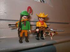 Lucky Luck et Robin des bois Custom 3629 playmobil