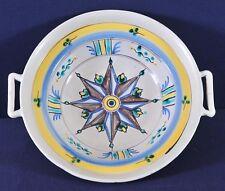 "Antique Tin-glazed Ceramic bowl in ""Haban"" style, 19th century"